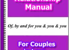 Relationship Manual
