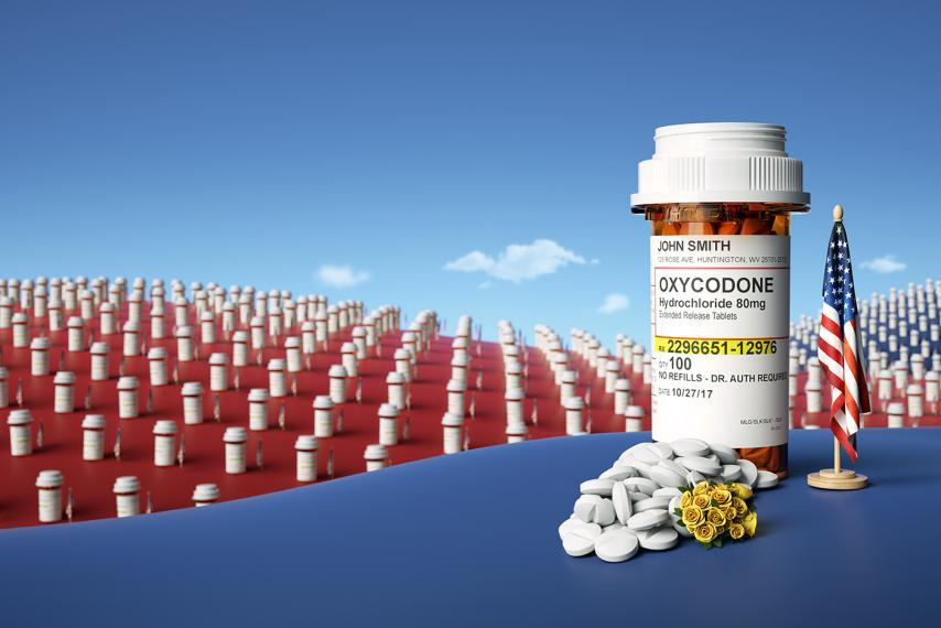 VA Fuel opioids